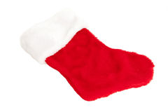 Bas vide de Noël images stock