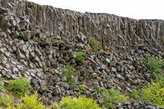Basalt Royaltyfri Foto