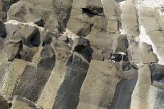 basalt Arkivfoto
