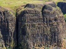 Basalt cliff Stock Images