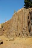 Basalt Columns Stock Image