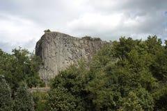 Basalt Formation Stock Image
