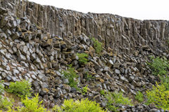 Basalt Royalty Free Stock Photo