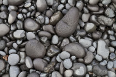 Basalt Pebbles Stock Photos