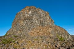 Basalt rock Royalty Free Stock Image