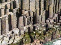 Basalt rock Stock Images