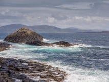 Basalt rock Stock Photography