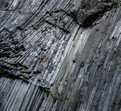 Basalt rock Stock Photography