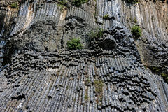 Basalt rock Stock Photos