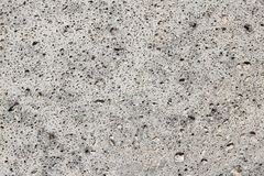 Basalt stone. Background - vesicular volcanic rock texture royalty free stock photography