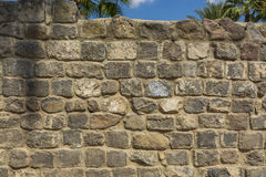 Free Basalt Stone Brick Traditional Wall Royalty Free Stock Images - 60902329