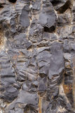 Basalt Texture Royalty Free Stock Image