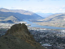 Basalte Wenatchee Photos stock