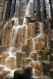 Basaltic prisms stock photos