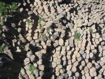 Basaltic prisms of Santa María Regla, Mexico. Basaltic prisms of Santa María Regla, Huasca de Ocampo, Hidalgo, Mexico royalty free stock photo