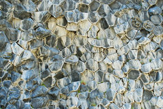 Basaltic rocks in Asbyrgi, Jokulsargljufur, Iceland Stock Photography