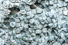 Basaltkolonn Royaltyfri Fotografi