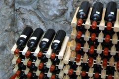 Basamento 2 del vino Fotografia Stock Libera da Diritti