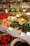 Basamento di verdure Immagine Stock