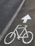 basanaviciaus rowerowa palanga ścieżki ulica Zdjęcie Royalty Free