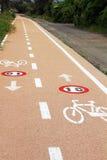basanaviciaus rowerowa palanga ścieżki ulica Fotografia Royalty Free
