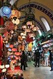 Basar av istanbul, kalkon Royaltyfri Bild