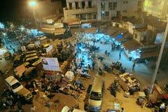 Basar grand, Delhi, Inde 2013 Photographie stock libre de droits