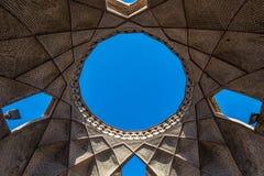 Basar i Yazd Arkivbild