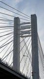 Basarab Bridge, Bucharest, Romania Royalty Free Stock Photos