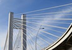 Basarab Bridge, Bucharest, Romania Stock Photos