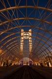 Basarab spårvägstation Royaltyfri Foto