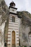 Basarbovo vaggar kloster Arkivbilder