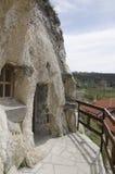 Basarbovo vaggar kloster Arkivbild