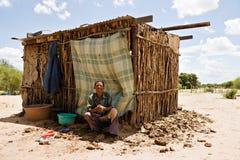 Free Basarwa Man Stock Photos - 7891563
