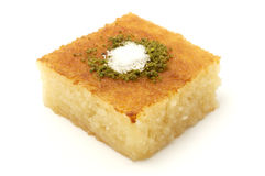 Basbousa Royalty Free Stock Photos