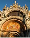 Bascilica Venetië Stock Afbeelding
