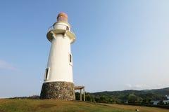 Basco latarnia morska Batan wyspa w Batanes, Filipiny - serie 2 Obrazy Stock