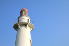 Basco latarnia morska Batan wyspa w Batanes, Filipiny - serie 3 Zdjęcie Royalty Free