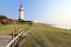 Basco latarnia morska Batan wyspa w Batanes, Filipiny - serie 5 Obraz Royalty Free