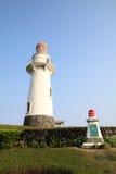 Basco lighthouse of Batan Island in Batanes, Philippines Stock Image
