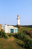 Basco lighthouse of Batan Island in Batanes, Philippines - Series 4 Stock Photography