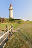 Basco lighthouse of Batan Island in Batanes, Philippines - Series 6 Stock Images