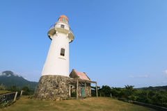 Basco lighthouse of Batan Island in Batanes, Philippines - Series 7 Royalty Free Stock Images