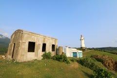 Basco lighthouse at Batan island in Batanes, Philippines - Series 2 Royalty Free Stock Photos