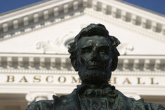 bascom μέση του Λίνκολν αιθου& Στοκ φωτογραφίες με δικαίωμα ελεύθερης χρήσης