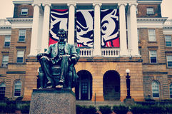 Bascom Hall images libres de droits