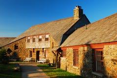 The Bascom Lodge on Mt Greylock Stock Photography