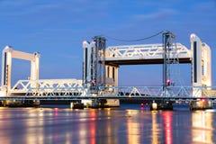 Bascule bridge Royalty Free Stock Images