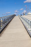 Bascule bridge over Stranahan River in Fort Lauderdale Stock Image