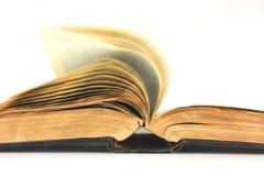Basculement de livre Image stock